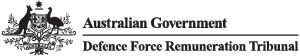 Defence Force Remuneration Tribunal logo